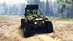 Suzuki Samurai Crawler v2.0 para Spin Tires