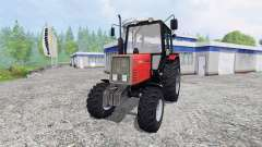 MTZ-892 Bielorrússia v2.0
