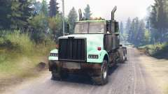 Western Star 4900 para Spin Tires