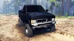 Nissan Hardbody Standard Cab (D21) 1993 para Spin Tires