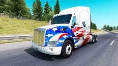 Pele EUA Caminhões para o caminhão Peterbilt para American Truck Simulator