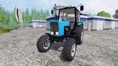 MTZ-82.1 Bielorrússia para Farming Simulator 2015