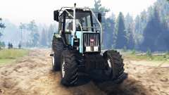 MTZ-1221.2 Bielorrússia v2.0 para Spin Tires