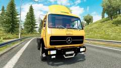 Mercedes-Benz 1632 v2.0 para Euro Truck Simulator 2
