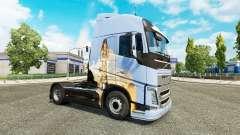 Sonhos de pele para a Volvo caminhões para Euro Truck Simulator 2