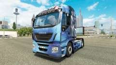 A pele do Efeito de Massa para o caminhão Iveco Hi-Way para Euro Truck Simulator 2