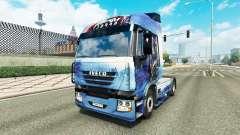 Efeito de massa pele para Iveco unidade de tracionamento para Euro Truck Simulator 2