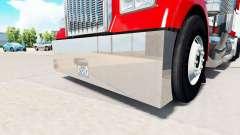 Uma coleção de acessórios para tractores Kenworth W900 para American Truck Simulator