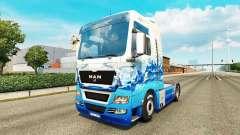 Pele Klanatrans para trator HOMEM para Euro Truck Simulator 2