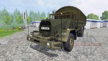 MAN 630L2 AE para Farming Simulator 2015