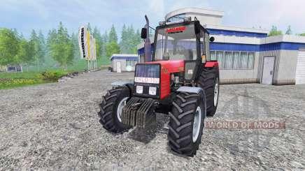 MTZ-892.2 Bielorrússia para Farming Simulator 2015