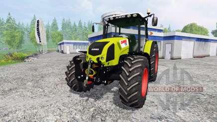 CLAAS Axos 330 para Farming Simulator 2015