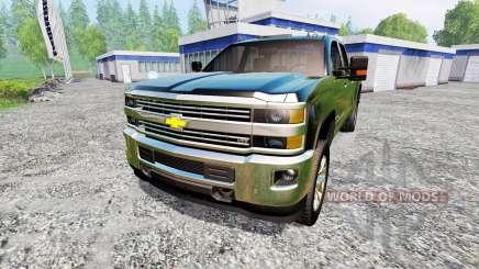 Chevrolet Silverado 2500 para Farming Simulator 2015