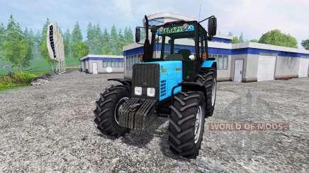 MTZ-892.2 Bielorrússia v2.0 para Farming Simulator 2015