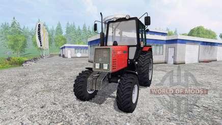 MTZ-892 Bielorrússia v2.0 para Farming Simulator 2015