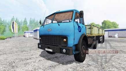 MAZ-509 para Farming Simulator 2015