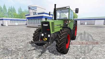 Fendt Farmer 310 LSA v3.2 para Farming Simulator 2015