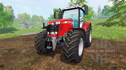 Massey Ferguson 7616 para Farming Simulator 2015