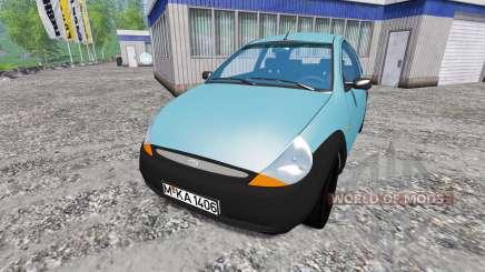 Ford Ka para Farming Simulator 2015
