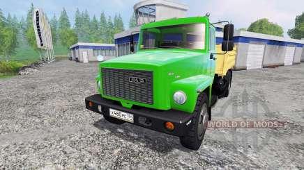 GAZ-SAZ-35071 para Farming Simulator 2015