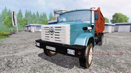ZIL-MMZ-4516 para Farming Simulator 2015