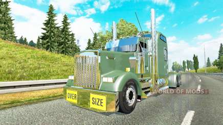 Kenworth W900L 2000 v1.6 para Euro Truck Simulator 2