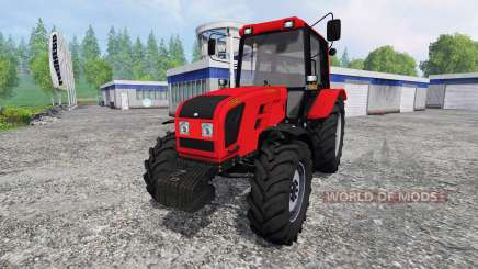 MTZ-Belorus 1025.4 para Farming Simulator 2015
