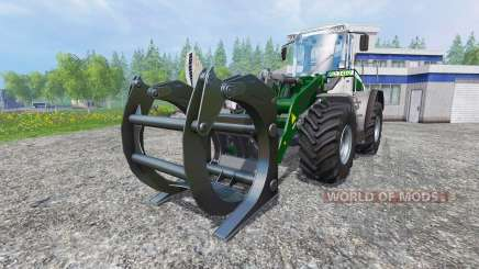 Liebherr L538 [green] para Farming Simulator 2015