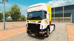 Pele de Itapemirim, no tractor Scania para Euro Truck Simulator 2