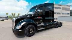 Stevens Transporte de pele para Kenworth trator para American Truck Simulator