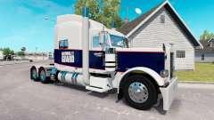 A pele da Guarda Nacional para o caminhão Peterbilt 389 para American Truck Simulator