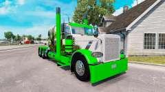 Pele de cobra para o caminhão Peterbilt 389 para American Truck Simulator