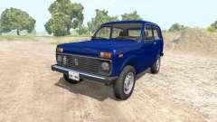 VAZ-2121 Niva para BeamNG Drive