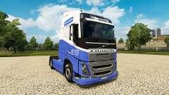 O H. Veldhuizen BV pele para a Volvo caminhões para Euro Truck Simulator 2