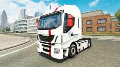 Pele Klimes para Iveco caminhão para Euro Truck Simulator 2