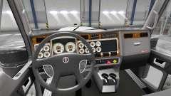 Retro dispositivos têm um Kenworth W900 para American Truck Simulator