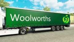 Woolworths pele para reboques para Euro Truck Simulator 2