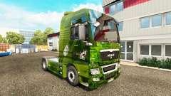 Pele O leite machts para o trator HOMEM para Euro Truck Simulator 2
