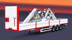 Mesa semi-reboque Kogel para Euro Truck Simulator 2