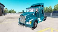 Kenworth T660 para American Truck Simulator