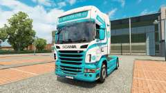 Kouhia Oy pele para o Scania truck para Euro Truck Simulator 2