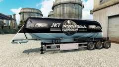 NOVINHA Internacional de pele para o semi-reboque de cimento-caminhão para Euro Truck Simulator 2