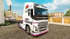 Tuga Tunning pele para a Volvo caminhões para Euro Truck Simulator 2