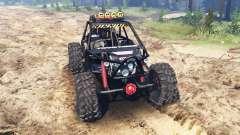 Rock Crawler v2.0 para Spin Tires