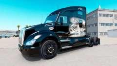 Pele de lobo para Kenworth trator para American Truck Simulator