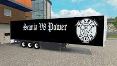 Semi-Reboque Schmitz Cargobull Scania V8 para Euro Truck Simulator 2