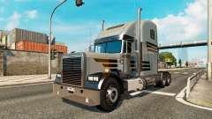 Uma coleção de caminhão de transporte de e para o tráfego para Euro Truck Simulator 2