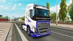 Sonho americano pele para a Volvo caminhões para Euro Truck Simulator 2
