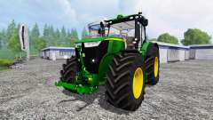 John Deere 7310R [wheel shader] v2.0