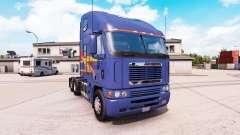 Freightliner Argosy [reworked] para American Truck Simulator